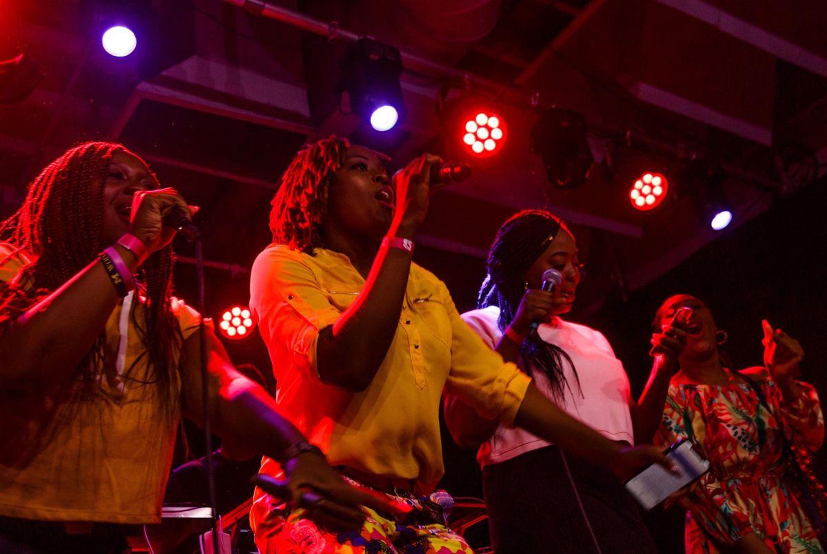 Afro Karaoke (DC)
