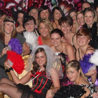 Have your own Burlesque Party