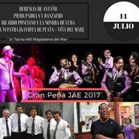 Gran Pea JAE 2017