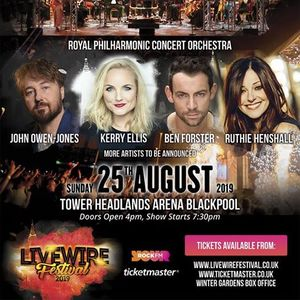 From Movies To Musicals - Livewire Festival 2019