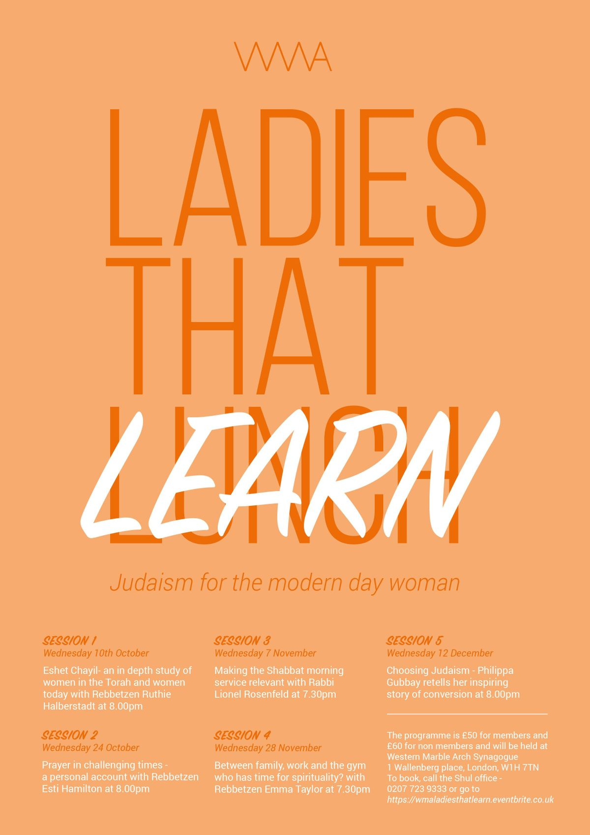 Ladies that Learn