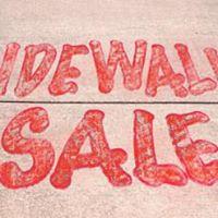 Uptown Leamington Sidewalk Sales