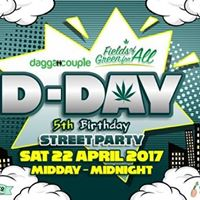 D.Day 4.20 2017