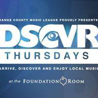DSCVR Thursdays Ft. From Zero 2 Hero Alaeddin X Chad Martini &amp more