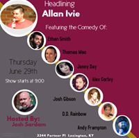 Free Twisted Cork Comedy Show