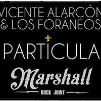 Vicente Alarcn y Los Forneos  Partcula  LIVESHOW  desde &quot Marshall Ro