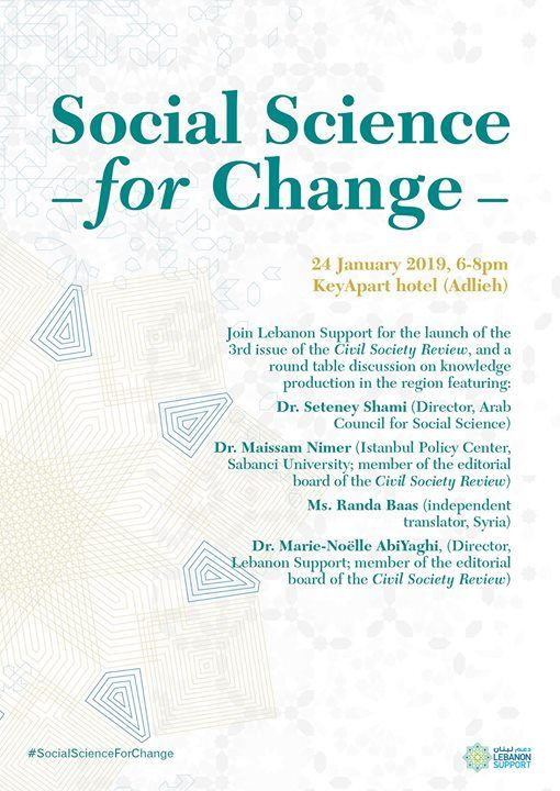 Social Science for Change