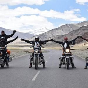 Leh Ladakh Bike Trip (Manali To Manali) - 2018