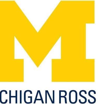 Michigan Ross Part Time MBA Phone Consultations 4-20-20
