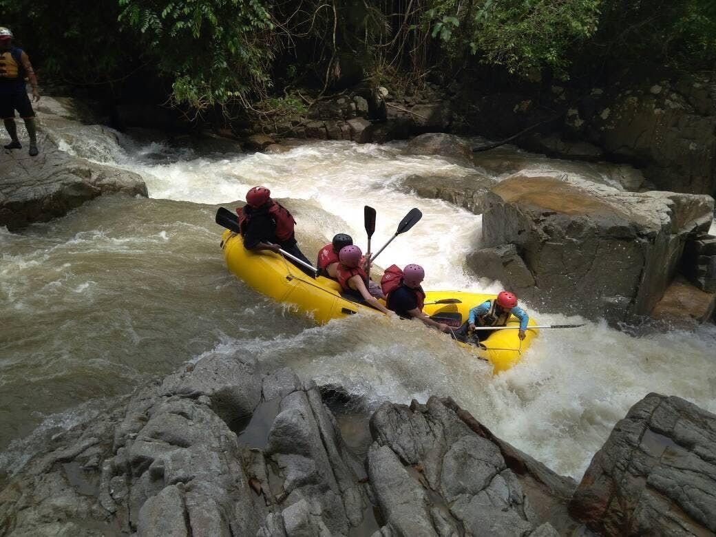 River Rats Adventure Water Rafting  Ulu Slim River