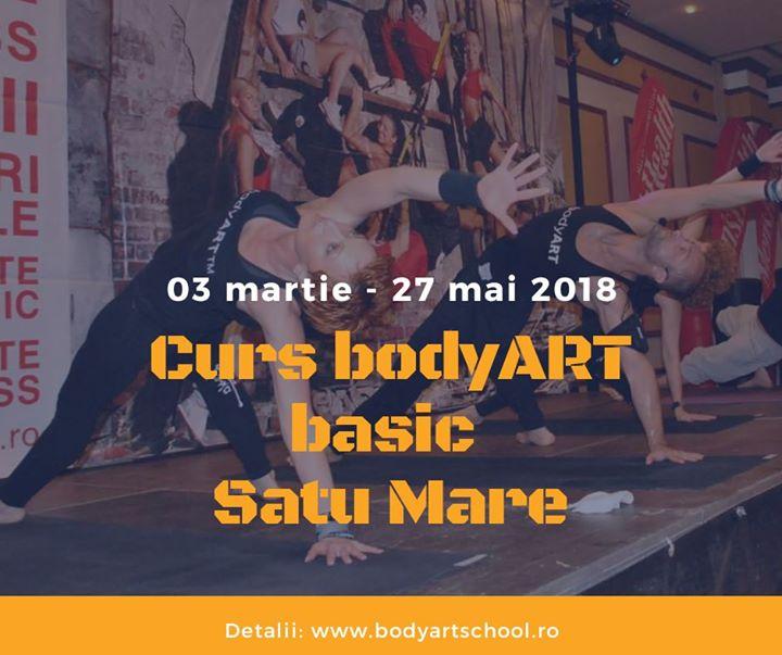 Curs bodyART basic Satu Mare