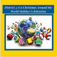 District 4-C6 Christmas Around the World Holiday Celebration