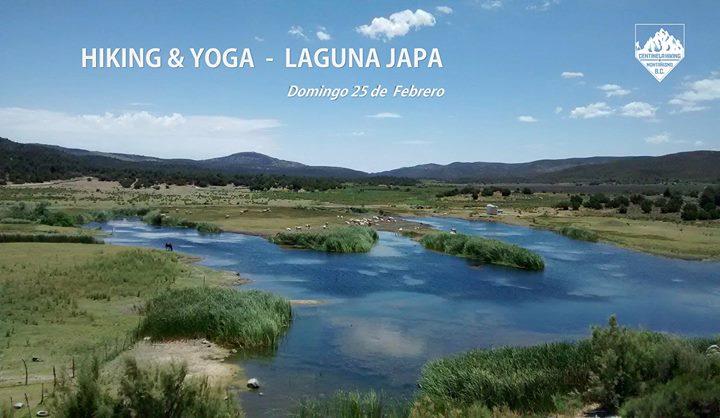 Laguna Japa - Hiking & Yoga