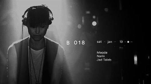 B018 Presents Magda