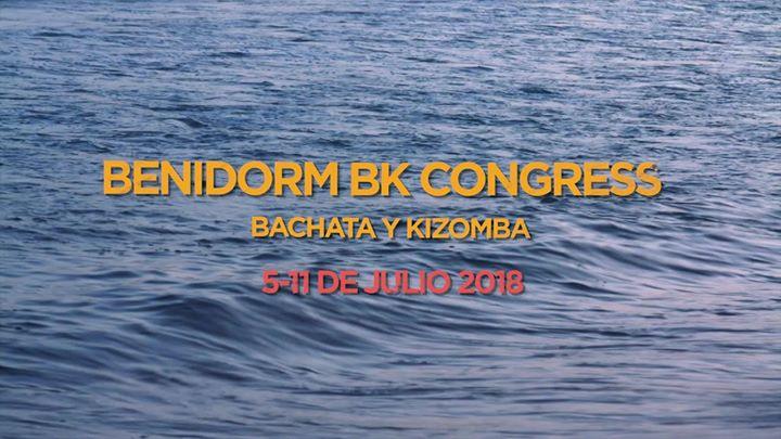 Benidorm BK Congress 2018 (Official Events - Evento Oficial)