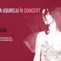 Alexandra Usurelu la Bacau  live band 25 mai