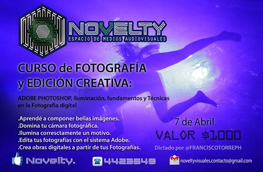 Curso de Fotografa y Edicin creativa