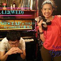 Pianotap in Tokyo by yoshiko&amp