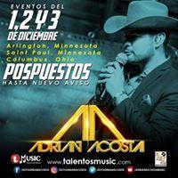Adrian Acosta en Vivo El 1 Norteas con Sax