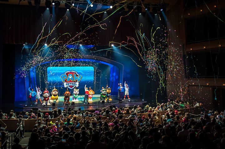 Paw Patrol At Kentucky Center Whitney Hall Louisville Ky