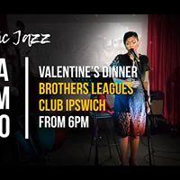Valentines Day Dinner - Leena Salim Acoustic Jazz Duo