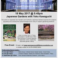Open Space Japanese Gardens with Yoko Kawaguchi