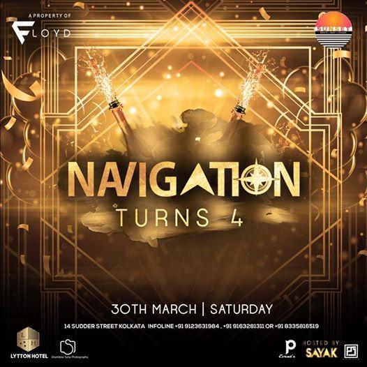 NAVIGATION TURNS 4