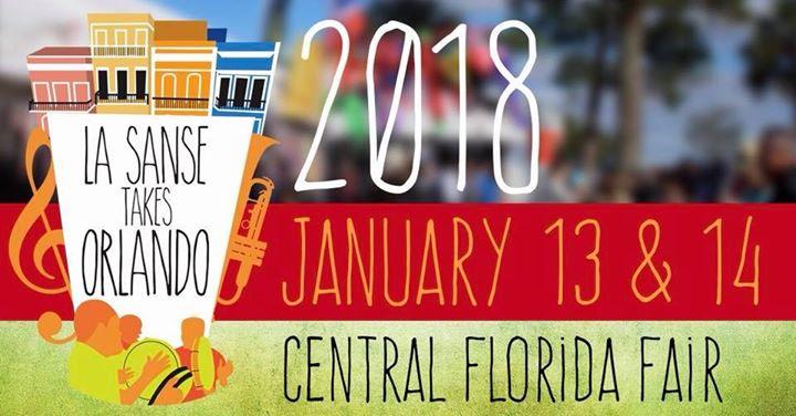 Sanse Takes Orlando 2018