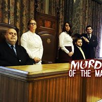 Mder of the Mayor - Charity Mder Mystery Dinner