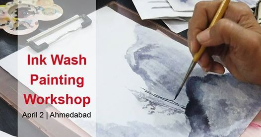 Ink Wash Painting Workshop
