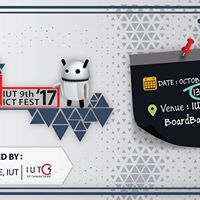 IUT 9th ICT FEST 2017