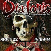 Diatonic - Classic Metal Mayhem in OV
