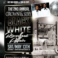 2nd Annual G&ampS Black &amp White Riverboat Affair Party Bus &amp After Party