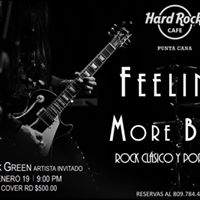 Feeling More Band HardRock CAFE Blue Mall Punta Cana