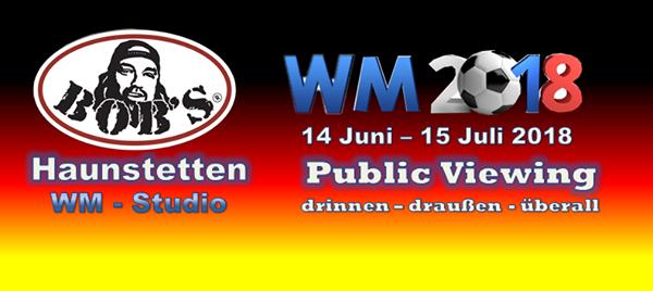 WM 2018 Public Viewing