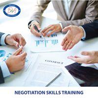 Negotiation Skills Workshop Chennai