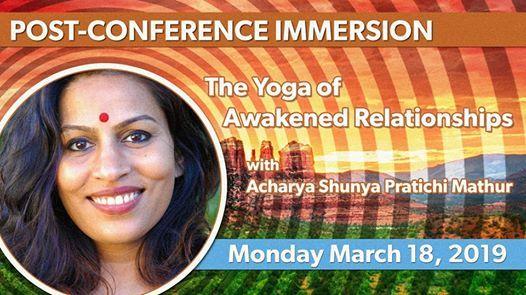The Yoga of Awakened Relationships with Acharya Shunya Pratichi