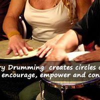 Drum Circle at TREO