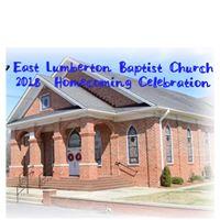 East Lumberton Baptist Church 2018 Homecoming