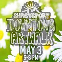 Downtown Shreveport Artwalk-MAY