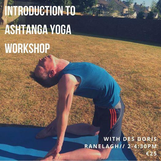 Intro to Ashtanga Workshop