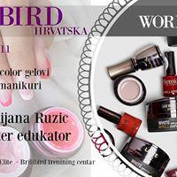 Brillbird Workshop - Color builder gel