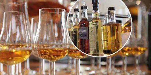 Whisky Tasting At Ideenhaus Rodemann Bochum