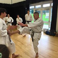 Black &amp Brown Belt Course with Sensei Simon Bligh 5th Dan (HDKI)