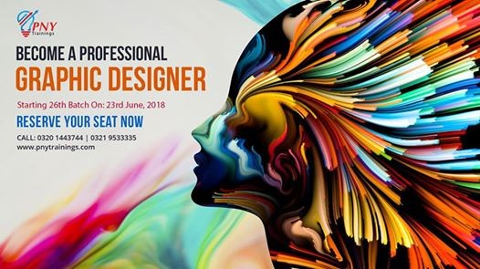 Become a Professional Graphic Designer (26th Batch) ARFA Tower