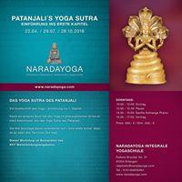 Die Philosophie des Yoga Sutras 1. Kapitel