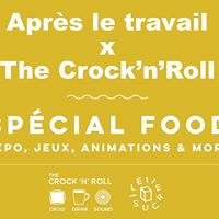 Aprs le travail  x The CrocknRoll
