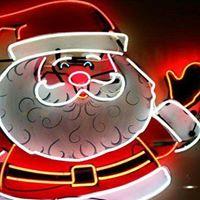 We wish you a NEON Christmas