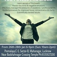 Art of Living 3 Day Happiness Program