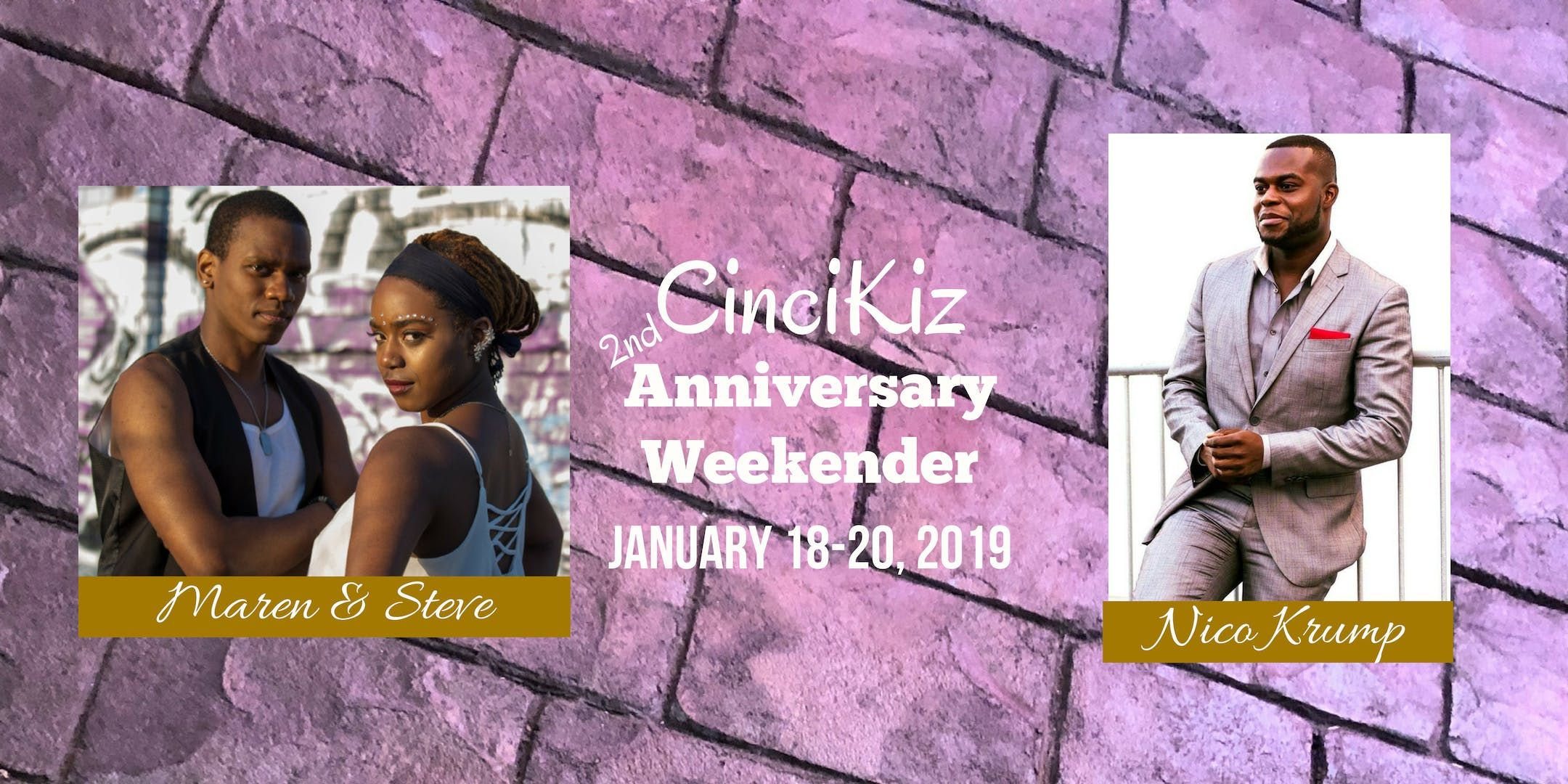 CinciKiz 2nd Anniversary Weekender
